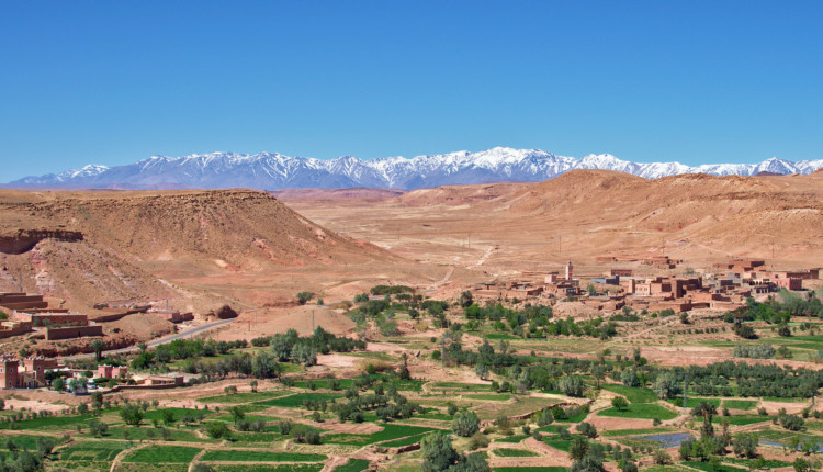 Wetter In Marokko