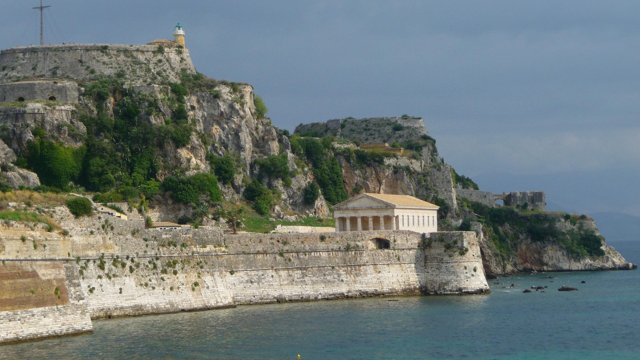 Wetter Korfu