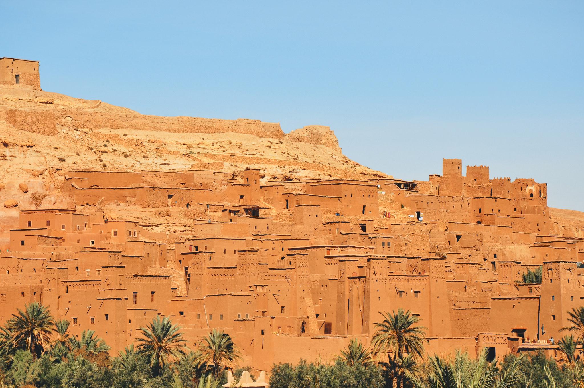 marokko wetter