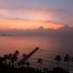 Das Wetter und Klima auf Koh Samui im Dezember