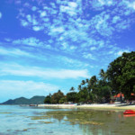 Das Wetter und Klima auf Koh Samui im Januar