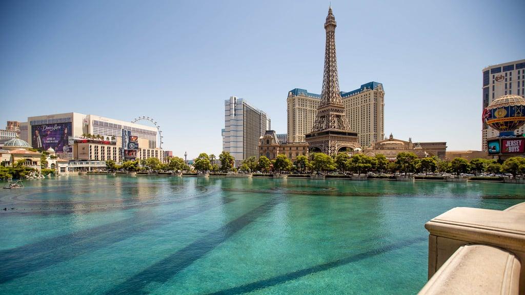 Vegas Wetter