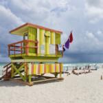 Das Wetter und Klima in Miami im August