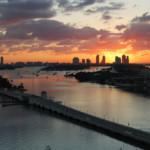 Das Wetter und Klima in Miami im Dezember