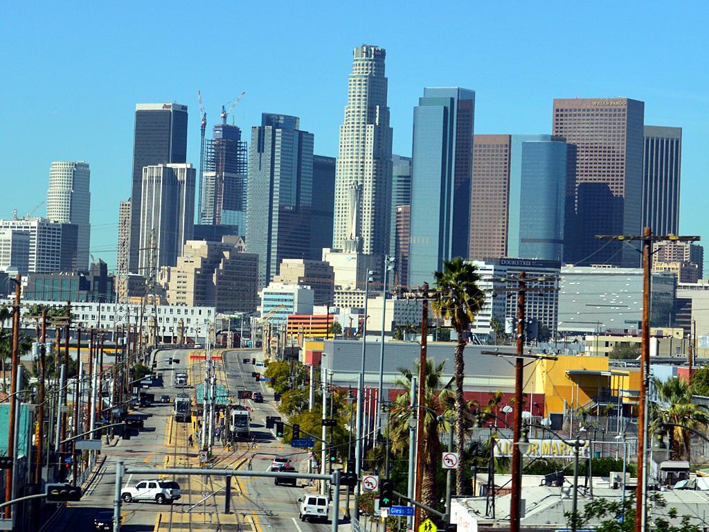 Wetter Los Angeles Im Februar 2020 Temperatur Amp Klimatabelle