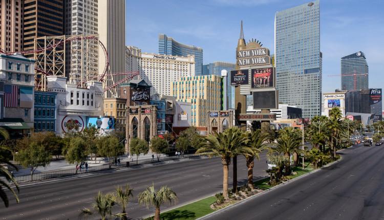 Wetter Las Vegas Januar