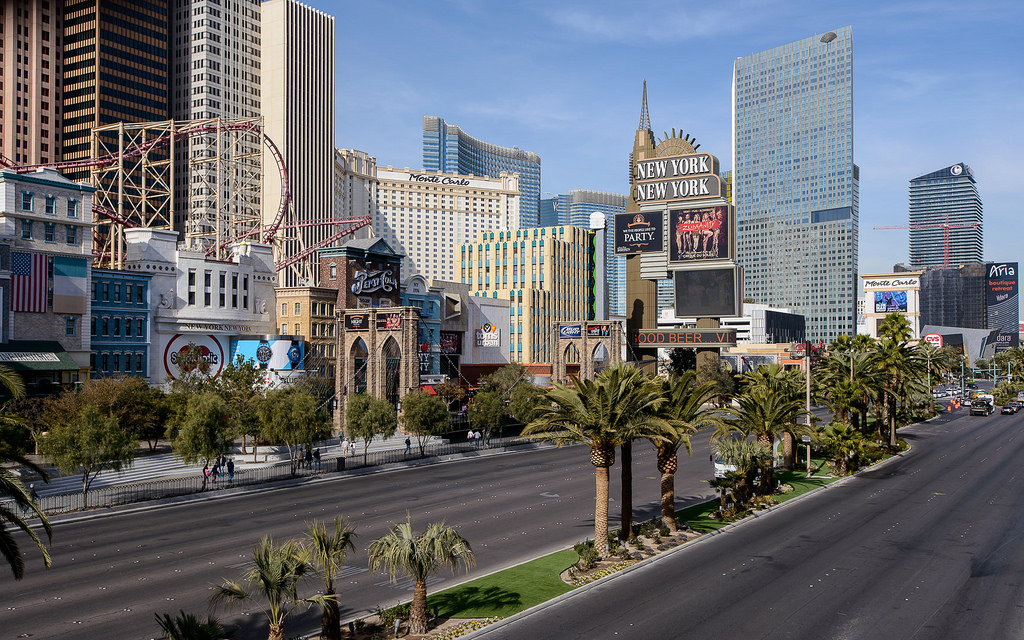 Wetter Las Vegas März