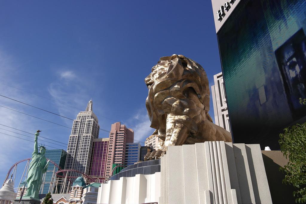 Temperatur Las Vegas November
