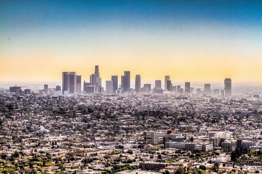 Los Angeles Uhrzeit Wetter