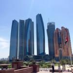 Das Wetter und Klima in Abu Dhabi im April