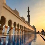 Das Wetter und Klima in Abu Dhabi im August