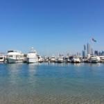Das Wetter und Klima in Abu Dhabi im Dezember