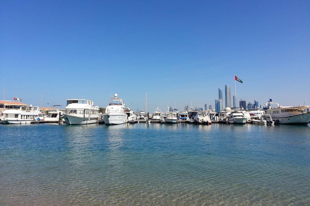 Wetter Abu Dhabi
