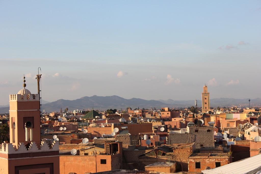 Das Wetter im Februar in Marrakesch