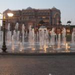 Das Wetter und Klima in Abu Dhabi im Januar
