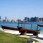 Das Wetter und Klima in Abu Dhabi im Oktober