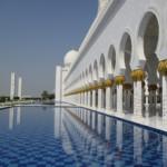 Das Wetter und Klima in Abu Dhabi im September