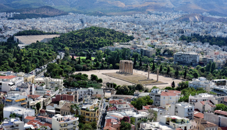 Wetter Athen