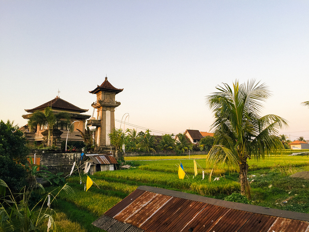 Das Wetter im August für Bali