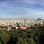 Das Wetter und Klima in Athen im Dezember
