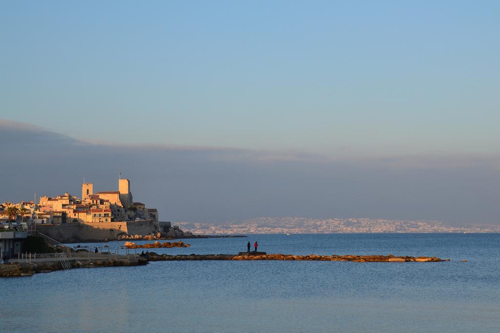 Das Wetter im Dezember für die Cote d Azur