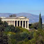 Das Wetter und Klima in Athen im Januar