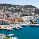 Das Wetter und Klima der Côte d'Azur im Juli