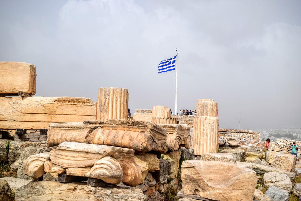 Das Wetter im März für Athen
