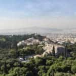 Das Wetter und Klima in Athen im November