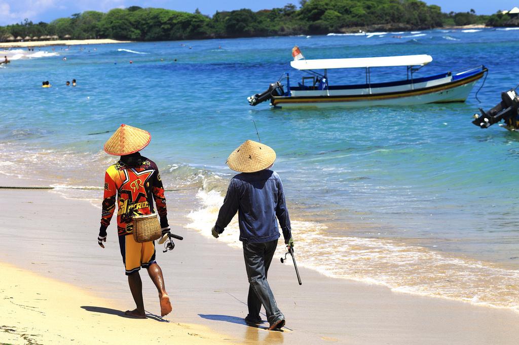 Das Wetter im November für Bali