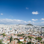 Das Wetter und Klima in Athen im Oktober
