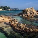 Das Wetter und Klima an der Costa Brava im Oktober