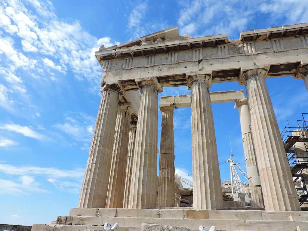 Das Wetter im September für Athen
