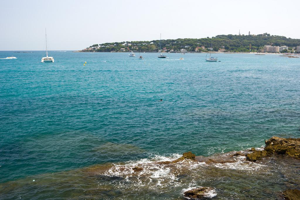 Das Wetter im September der Cote d Azur