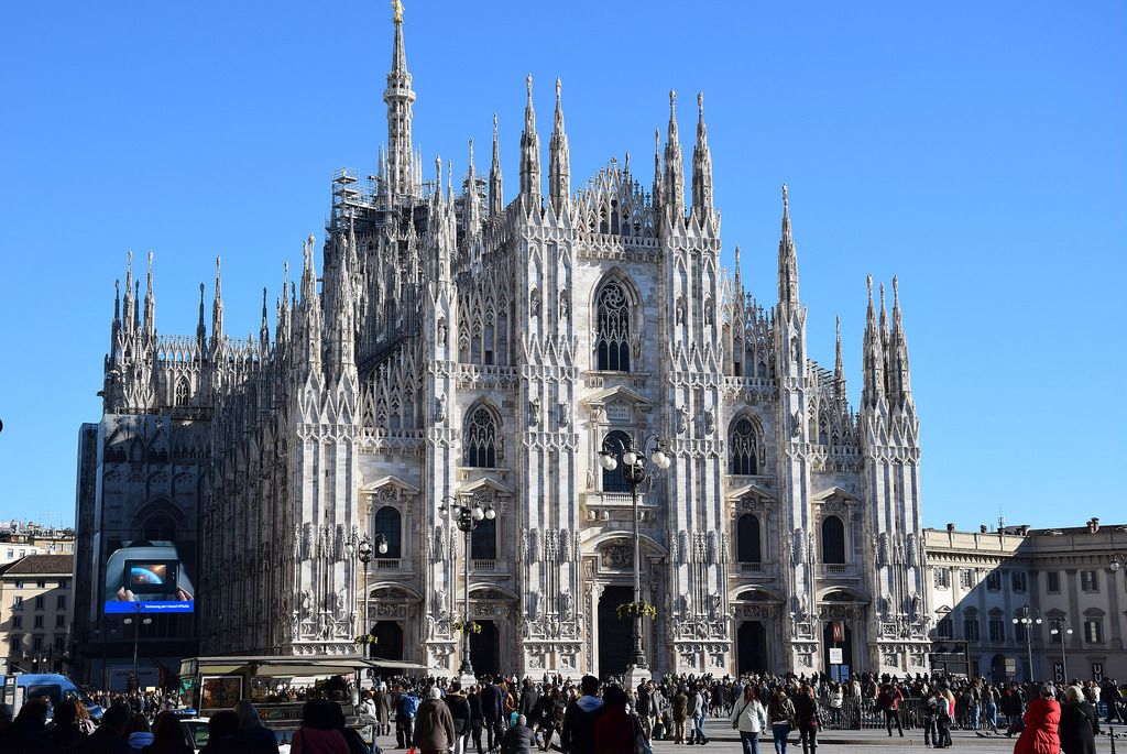 Mailand Wetter Februar